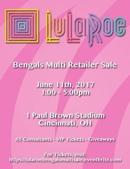 LuLaRoe Multi Retailer Sale!!