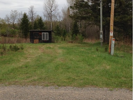 Over 2 Acres Hunting & Fishing Property Close to Brule River for Sale