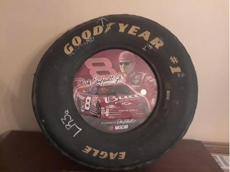 Various Dale Earnhardt Jr & Budweiser Racing Items